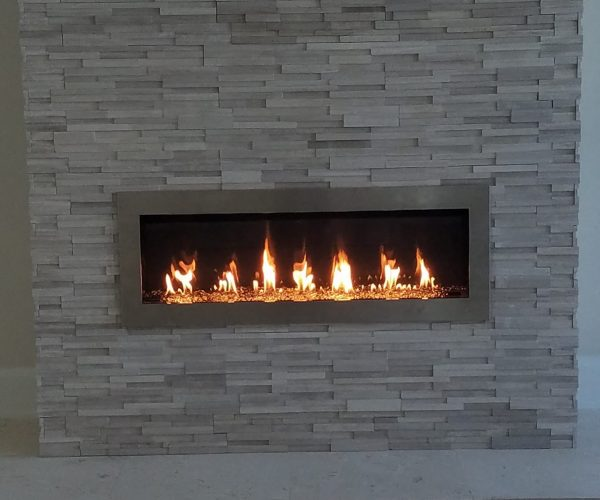 Brick Fireplace   Jacobs Total Gas Services - Expert Propane & Natural Gas Installation Services in Naples, Marco Island, Bonita Springs & Estero