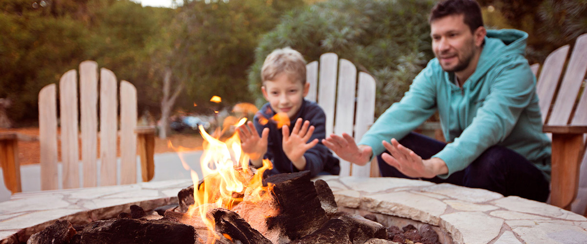 Family Firepit   Jacobs Total Gas Services - Expert Propane & Natural Gas Installation Services in Naples, Marco Island, Bonita Springs & Estero